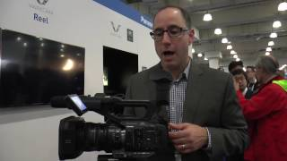 nab show new york 2016 panasonic ux180 and ac30