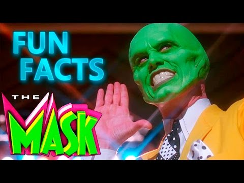 25 Amazing Fun Facts And Goofs About The Mask Movie Jim Carrey