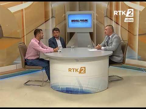 """Emisija """"Poglavlje"""" RTK2."""