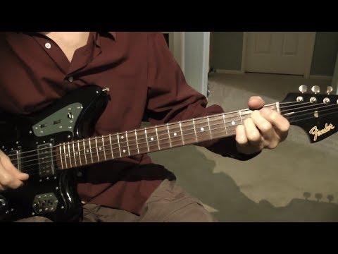 Blue Stingrays Blue Venus Rhythm Guitar Chords Youtube