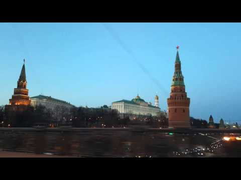 Moscow cab ride 2