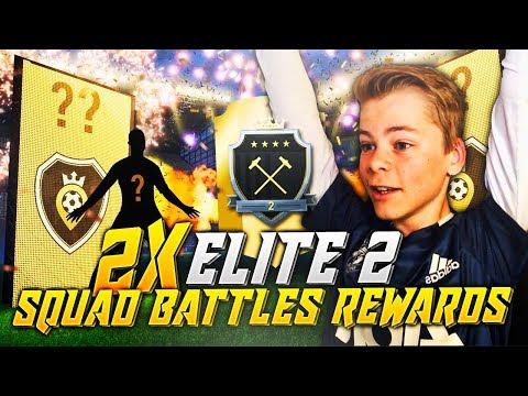 2x ELITE 2 SQUAD BATTLES REWARDS PAKKEÅPNING MED ALKBEN!!? (Norsk FIFA 18)