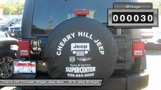 2016 Jeep Wrangler Unlimited Cherry Hill NJ 119381A