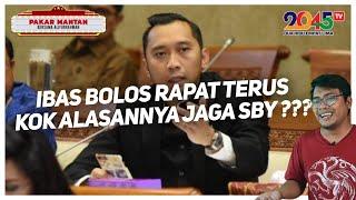 Alifurrahman: IBAS BOLOS RAPAT TERUS! KOK ALASANNYA JAGA SBY ??? (Pakar Mantan #90)