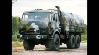 военные автомобили часть первая