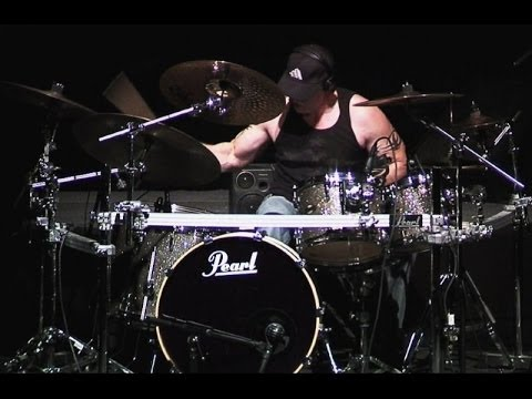 avenged sevenfold nightmare drum cover by machinegunsmith youtube. Black Bedroom Furniture Sets. Home Design Ideas