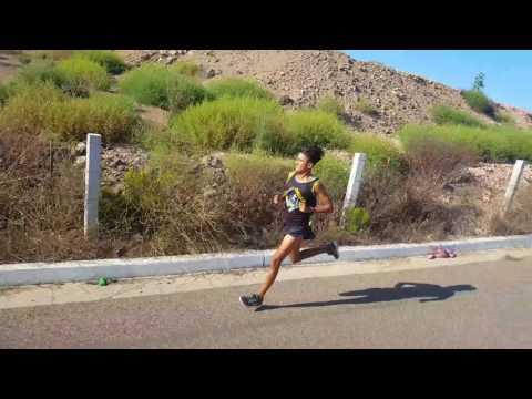 Chequeo de UNA MILLA con Los 4 Fantasticos de Running Academia  El Venadito Ruiz impone nueva marca