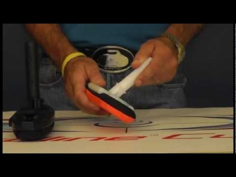 Hardline Curling - The Versatility Of The IcePad
