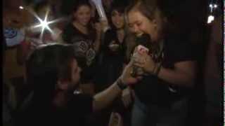 Pedido de casamento no show do Bon Jovi no Rock in Rio 2013
