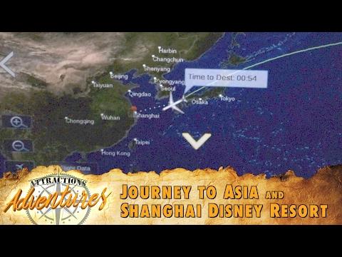 Attractions Adventures - 'Journey to Asia & Shanghai Disney Resort' - Feb. 10, 2017