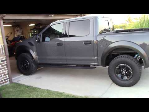 2018 Ford Raptor - Paint Correction Discussed