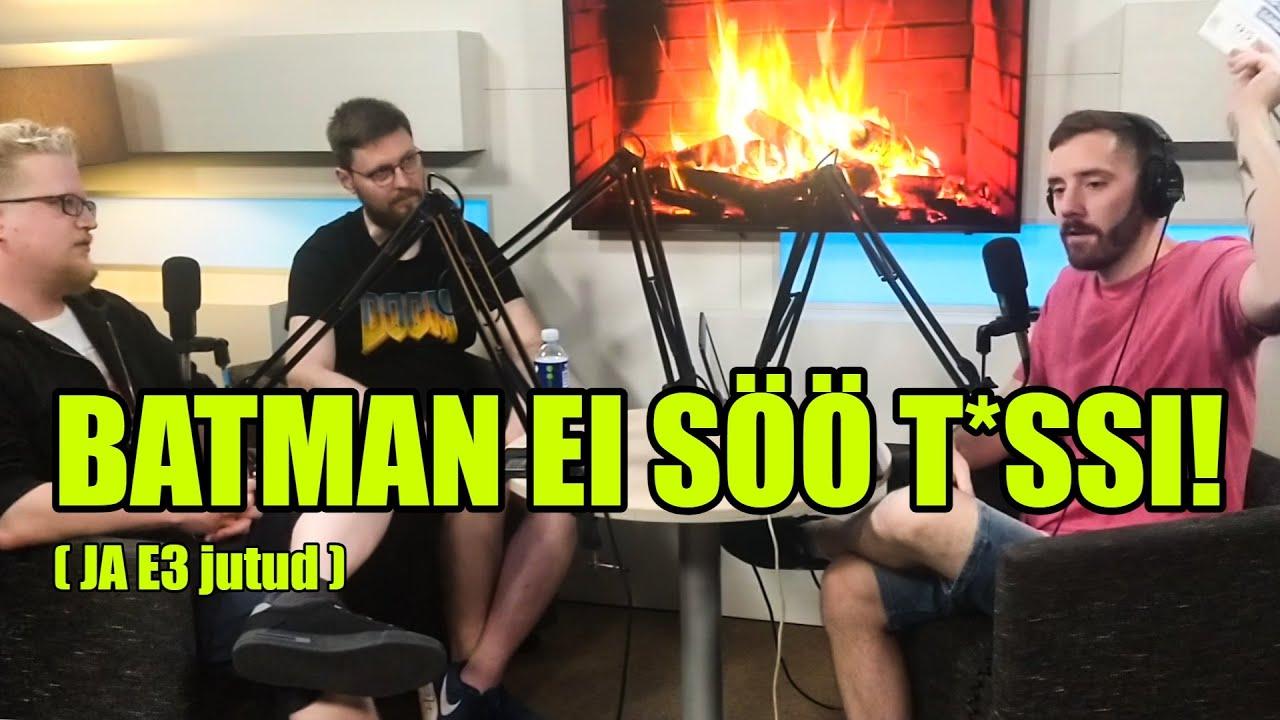 Teine Tase 323 × Miks vihkab Batman suuseksi? (Podcast)
