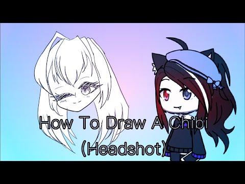Cách vẽ Chibi – Headshot
