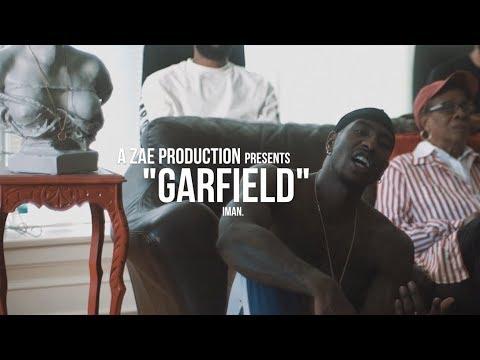 Iman. - Garfield (Official Music Video) Shot By @AZaeProduction