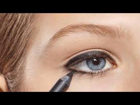 Natural & Dramatic Smokey Eyes Makeup Tutorial For Beginners