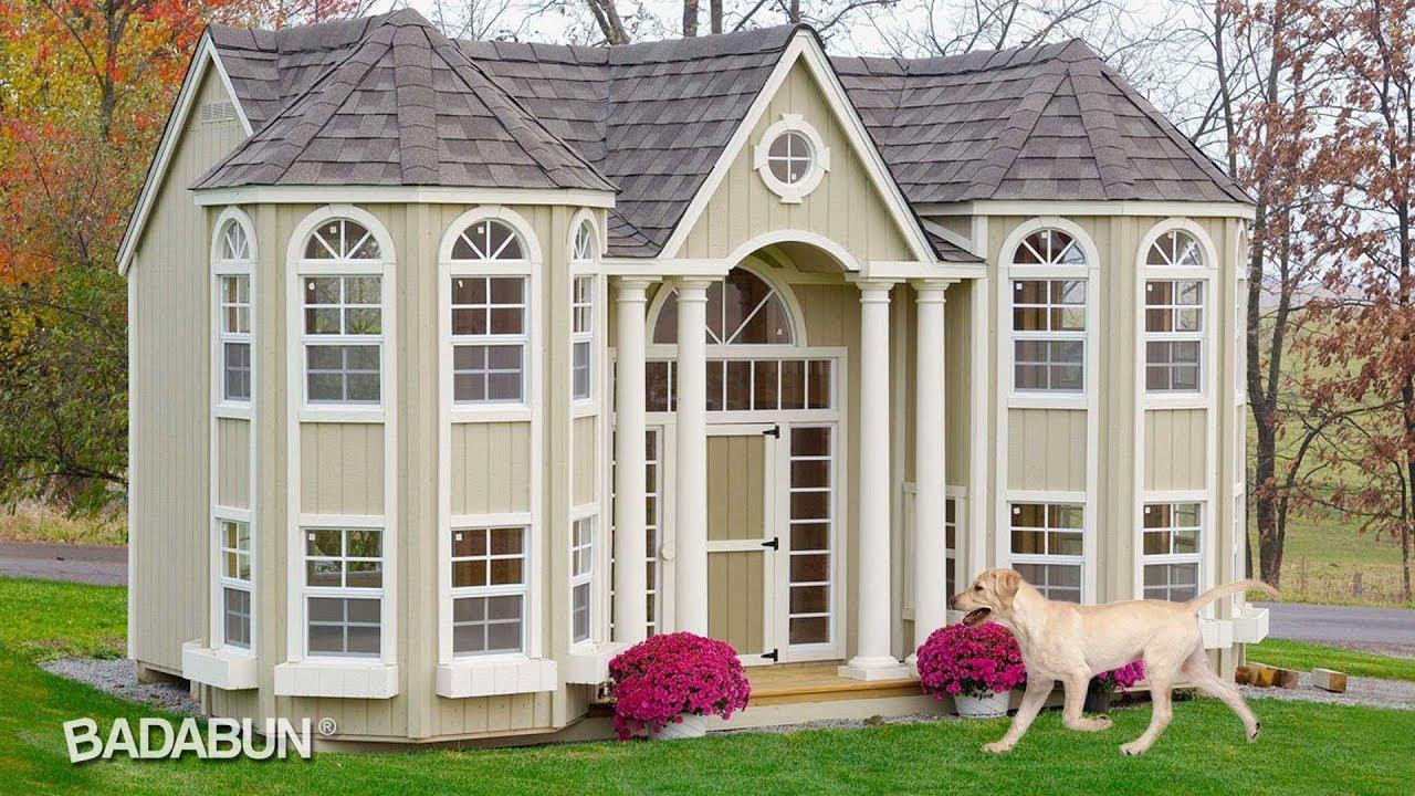 Las 7 casas de perro m s impresionantes youtube - Las casas mas impresionantes del mundo ...
