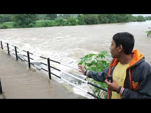 Ghodegaon News घोड नदी