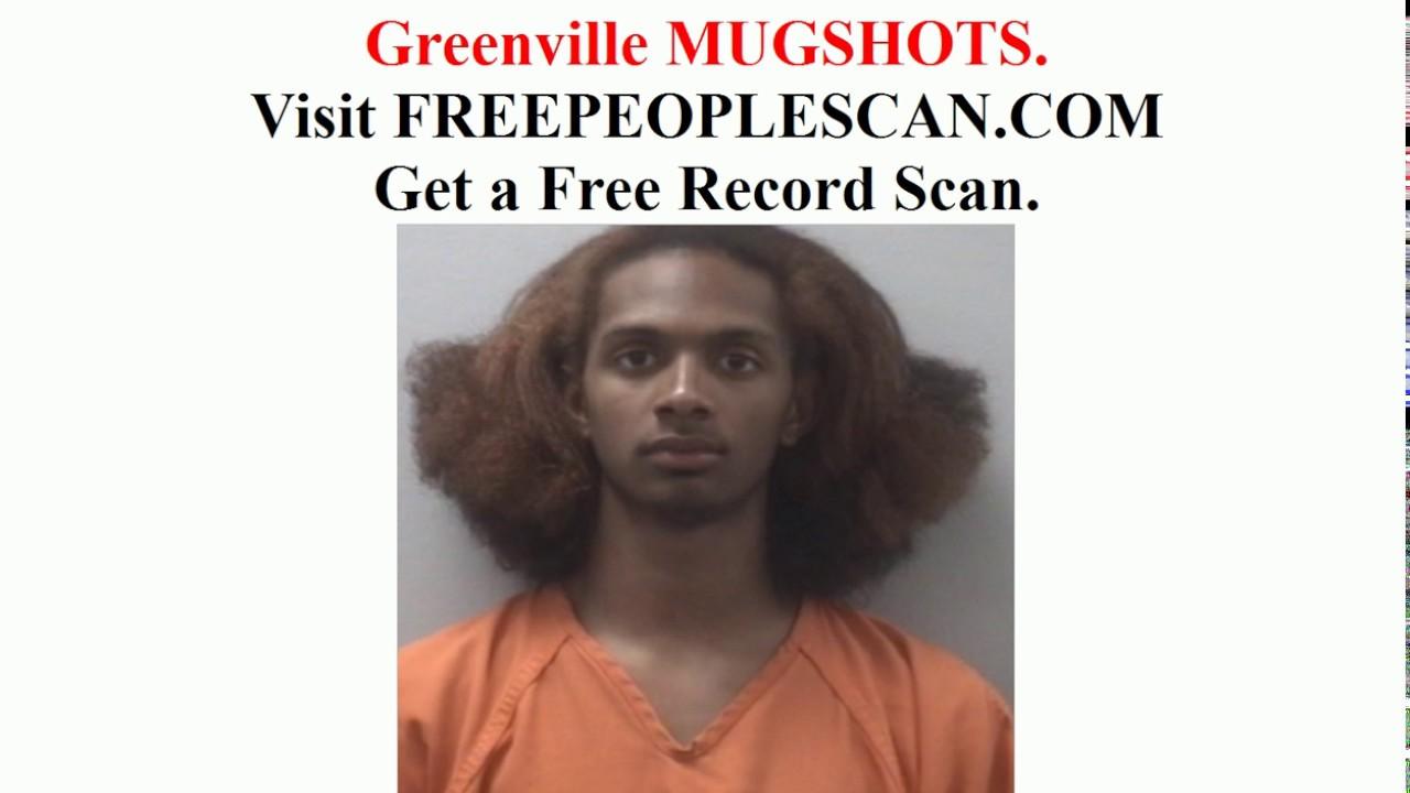 Greenville Mugshots - YouTube
