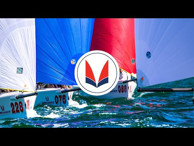 2018 Melges 20 Miami Winter Series Finale // Highlight Reel