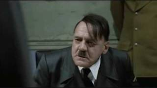 Hitler Finds Out Germany's 5-1 Defeat Against England