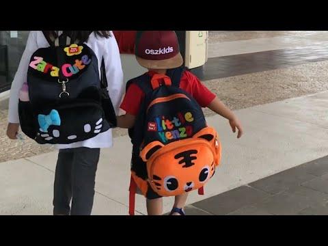 Daily Vlog Zara Cute | Apa isi tas Zara dan Little Kenzo