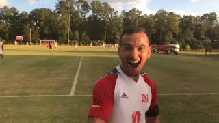 Newberry College Men's Soccer 2018