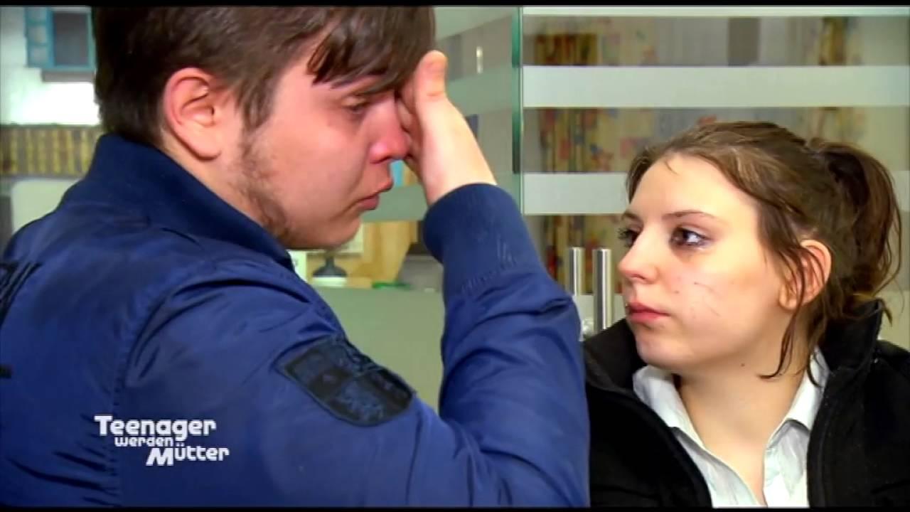 10. Staffel Teenager werden Mütter: Kerstin und Marcell ...  10. Staffel Tee...