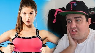 Daz Watches Amanda Cerny
