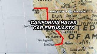 New California Exhaust Law! *AB 1824* *2019*  $1000 fine! Must Watch!