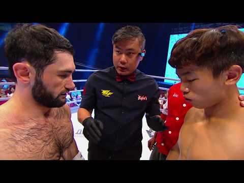 ACB KB 10 (Russia vs China): Xue Shenzhen (China) vs Rolan Guliev (Russia)