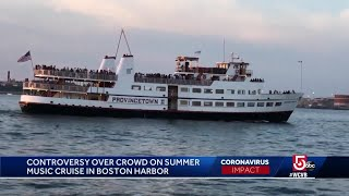 Officials investigate crowded party boat