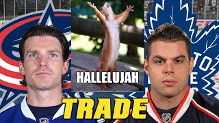 NHL Trade: Clarkson - Horton