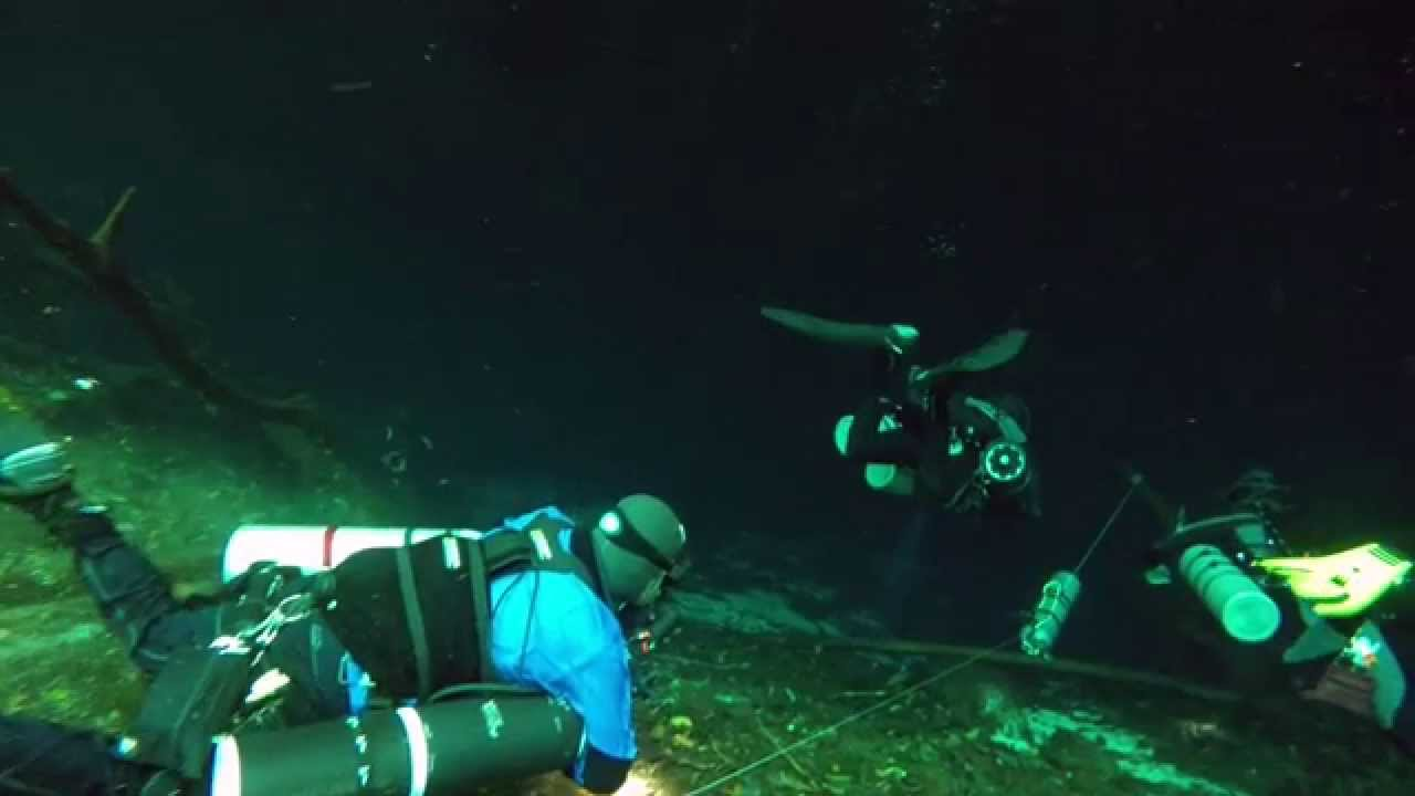 WANT3 Cave Diving Sidemount