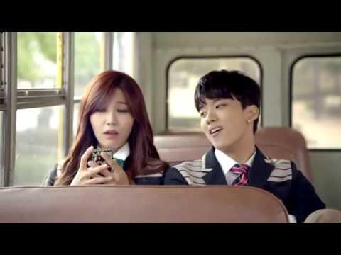 Apink & BAP - Mini (미니) skoolooks MV