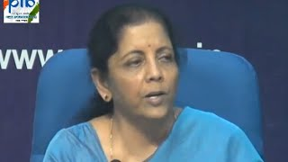 Sitharaman announces steps to revive growth, to meet PSB heads on 19 Sept