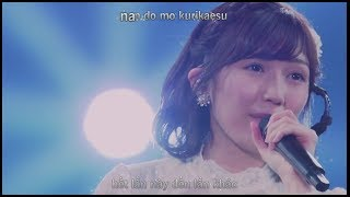 Download Lagu [Vietsub + Kara] Deai no Tsuzuki - Watanabe Mayu Graduation mp3