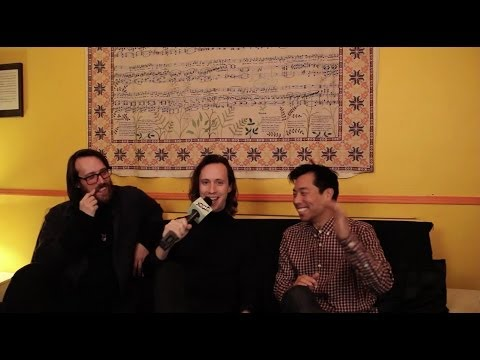 B-Sides On-Air: Fanfarlo Interview- Talk Let's Go Extinct, Back to the Future