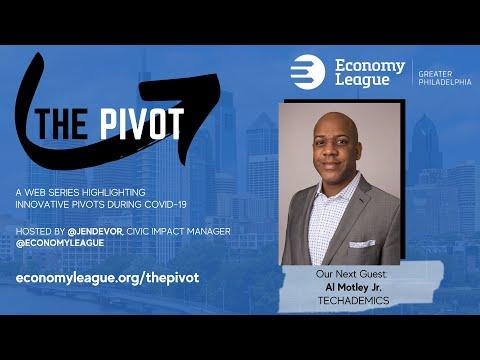 The Pivot: #14 The Classroom of the Future of Al Motley, Techademics