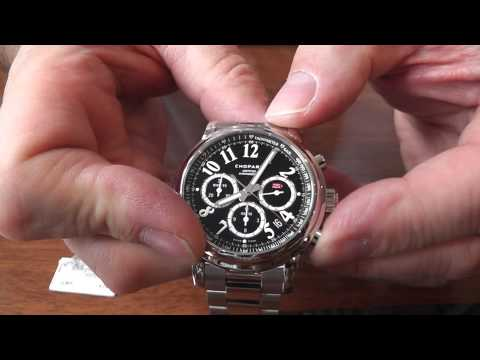 Bob's Blog: The Chopard Mille Miglia Chronograph Watch - 158511-3002