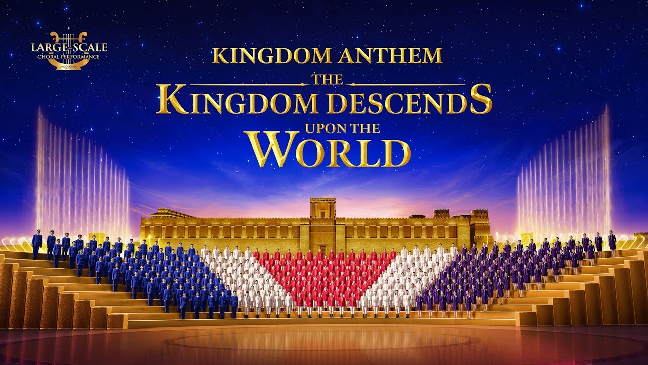 "Gospel Choir Song ""Kingdom Anthem: The Kingdom Descends Upon the World"" 
