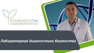Лабораторная диагностика бешенства: анализ крови, мочи. Дифференциальная диагностика бешенства