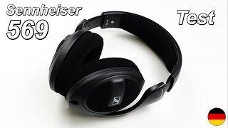 Sennheiser HD 569 Test (deutsch) (2/5)