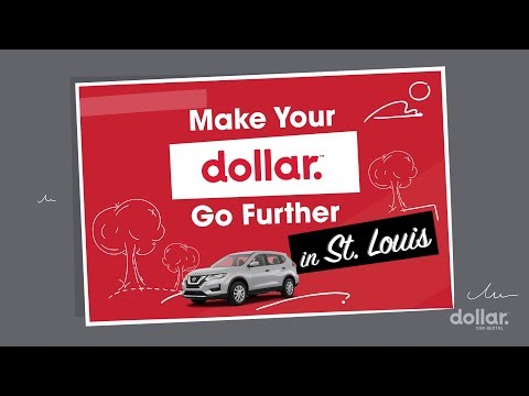 Make Your Dollar Go Further In St. Louis | Dollar Car Rental
