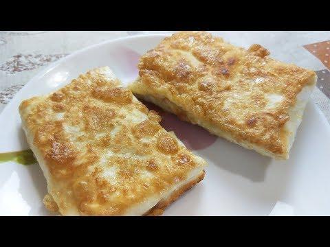 Вкусный Завтрак на Скорую Руку из Лаваша. 7 минут и Готов !