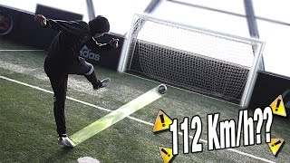 Diginho supera i 112 km/h?? power shot challenge