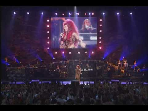 Cher:  In Concert  All Or Nothing & Monlogue