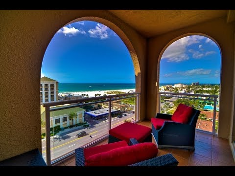 Belle Harbor Vacation Rental Penthouse Clearwater Beach