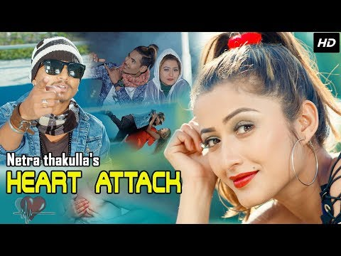 New Nepali Dj Pop Song 2075 /2019 Heart Attack हर्ट यट्रक  Netra Thakulla/ Anjali Adhikari.