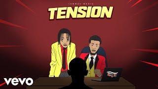 Intence, Iwaata - Tension (Official Lyric Video)