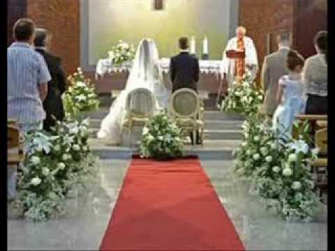 Raccolta canti per Matrimonio religioso
